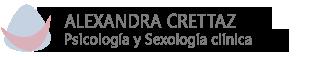 Alexandra Crettaz - Psicóloga y Sexóloga en Pamplona
